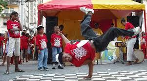 break dance in strada