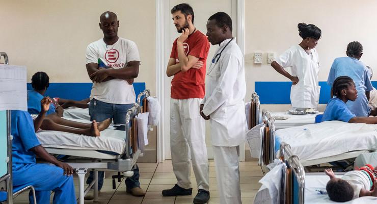 ospedali Emegency