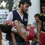 Disperazione Aleppo Siria